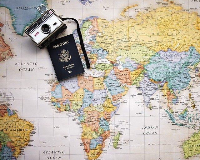où et quand partir en voyage
